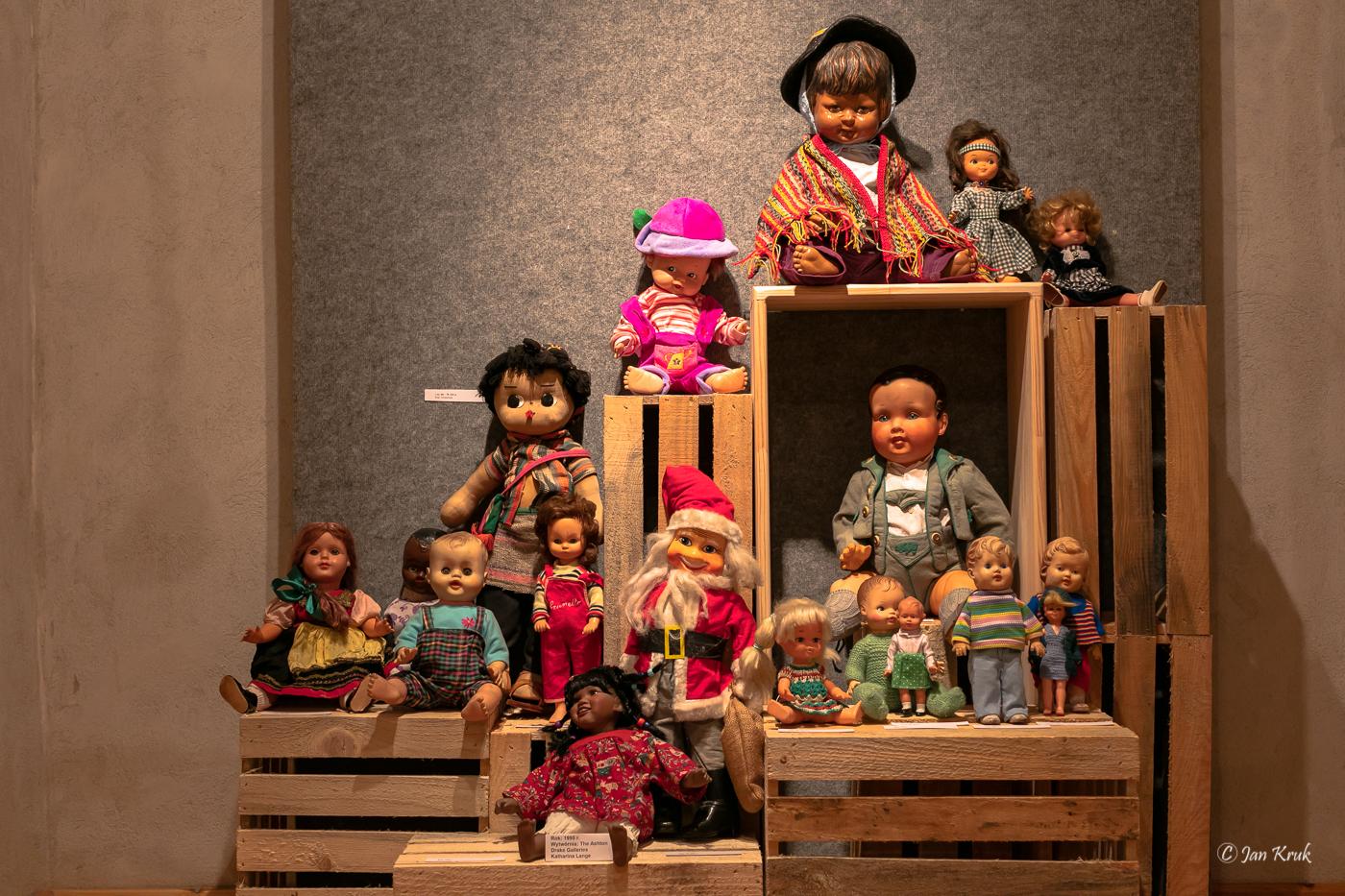 Wystawa lalek Glogowek fot. Jan Kruk