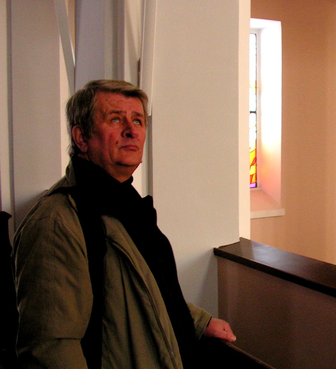 Michał Cuber, fot. archiwum rodzinne