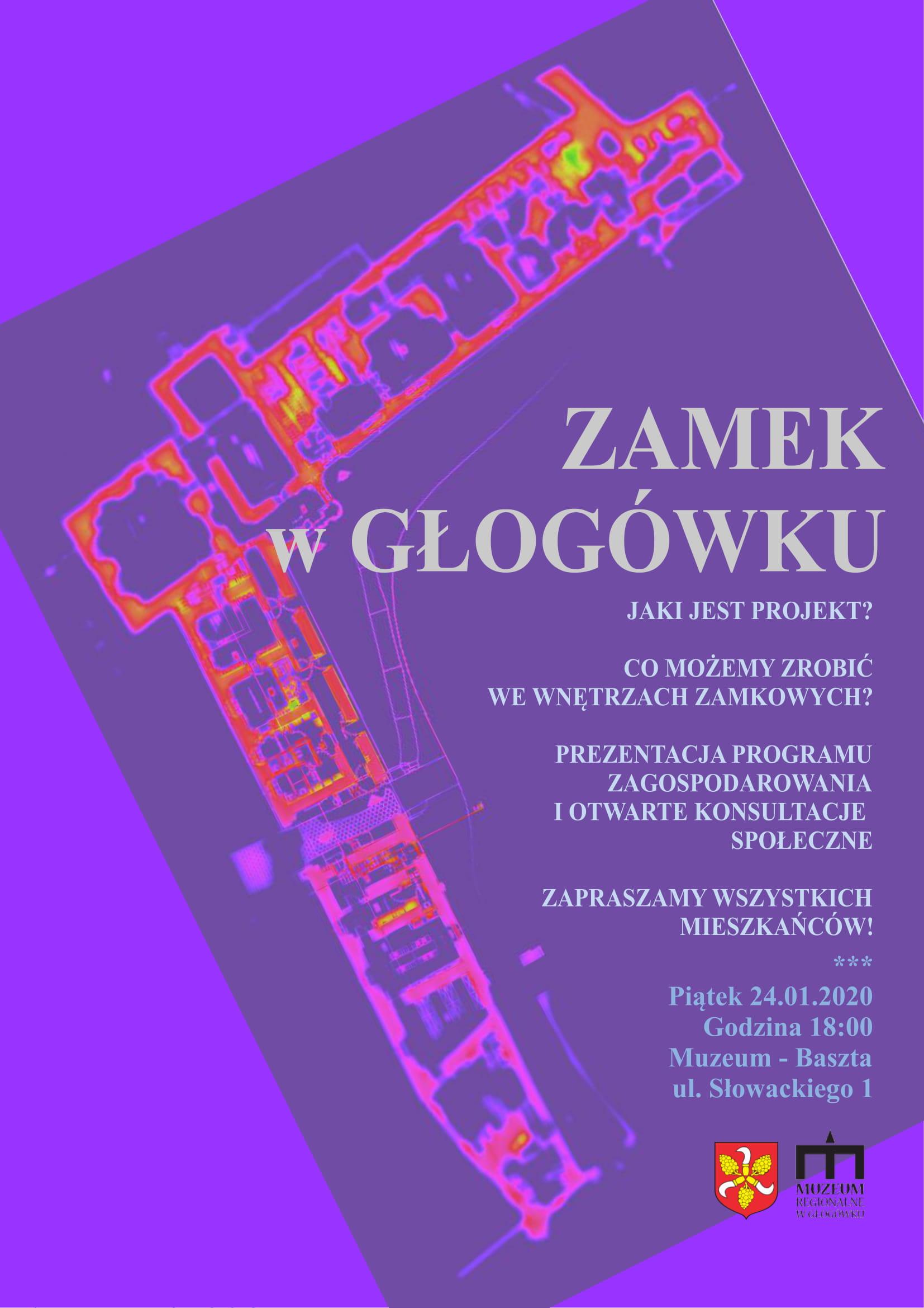 Projekt Zamek w Głogówku