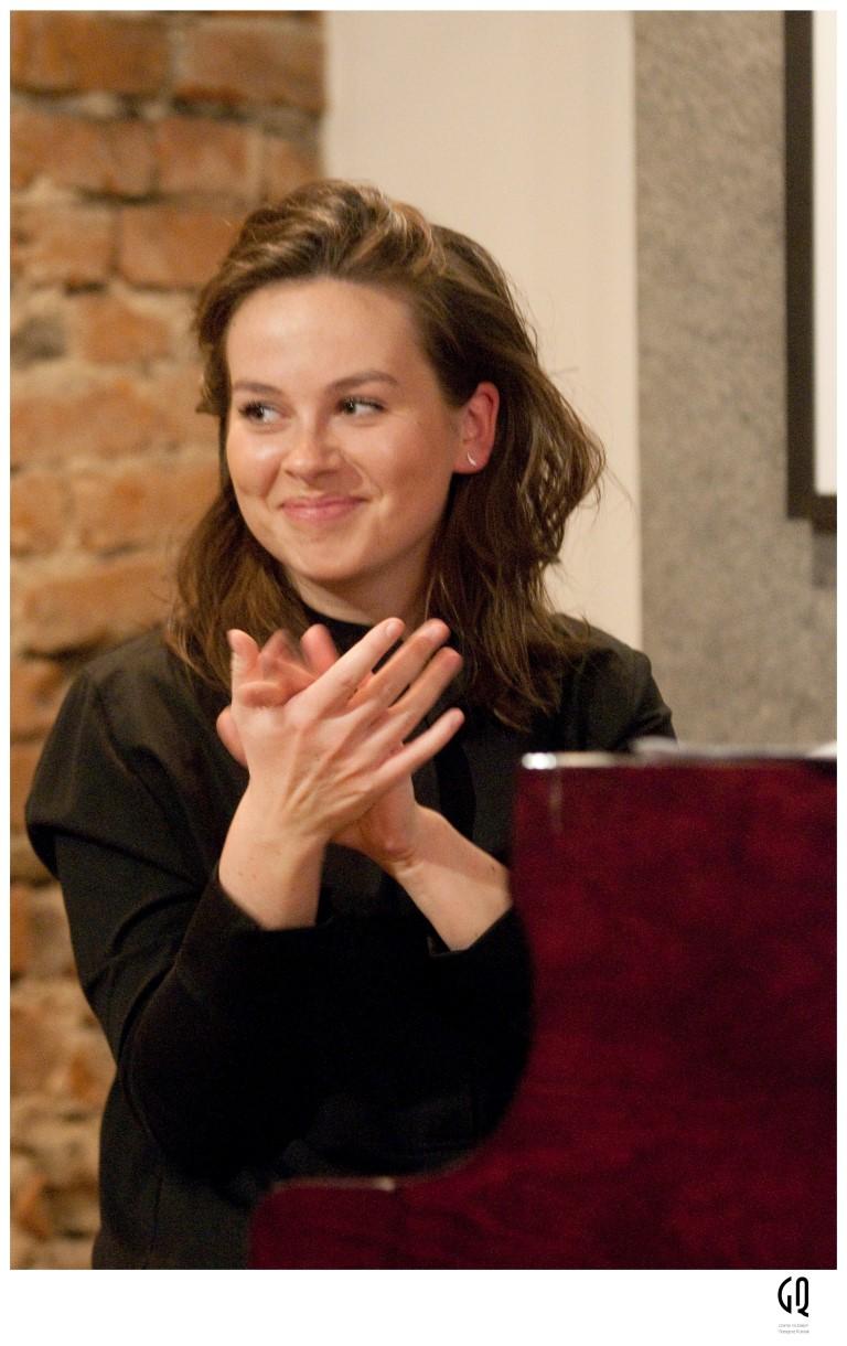 Kasia Pietrzko, fot. Grzegorz Kubiak