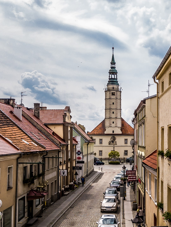 Ratusz Głogówek