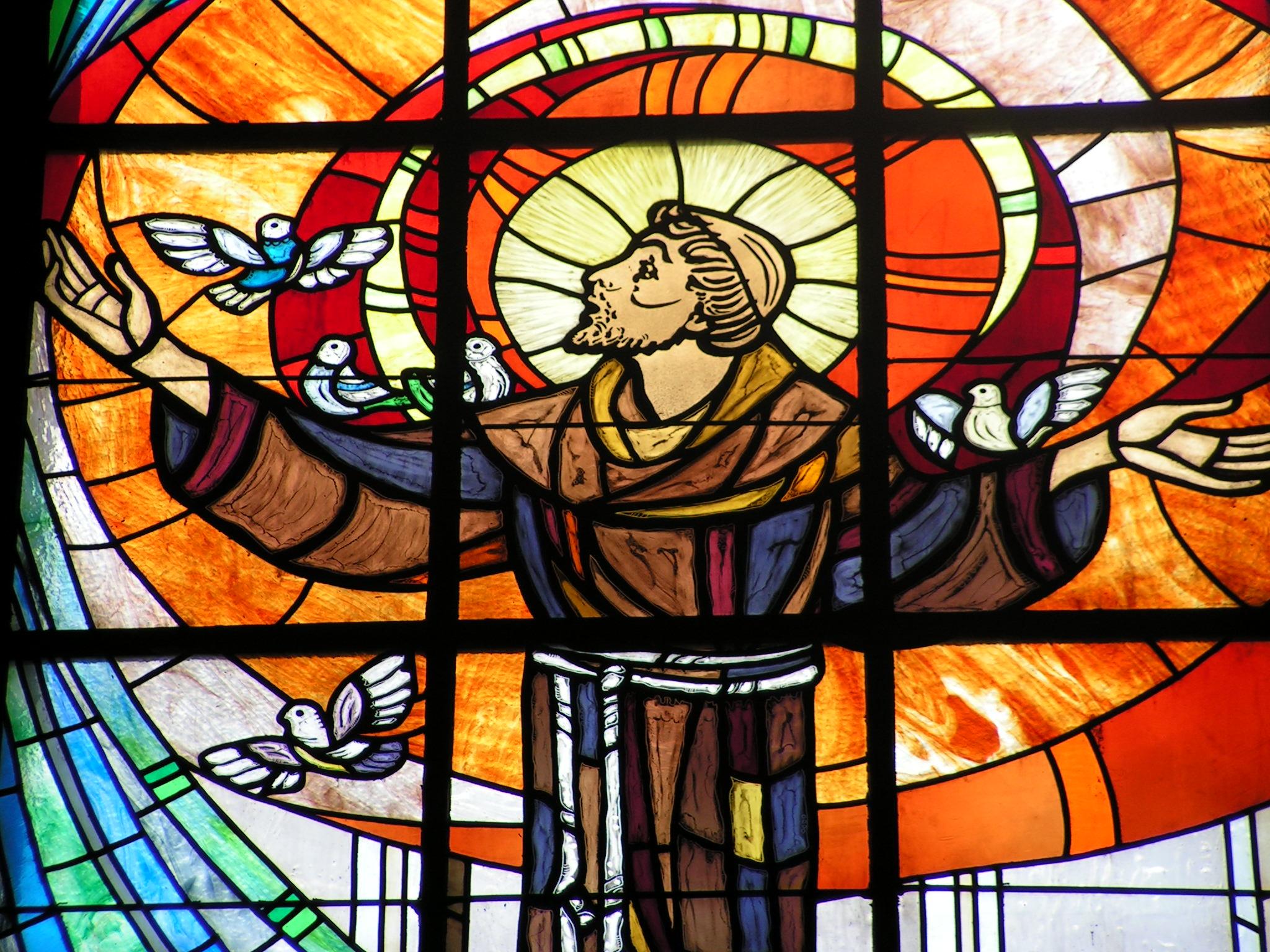 Św. Franciszek, kościół oo. Franciszkanów, Głogówek