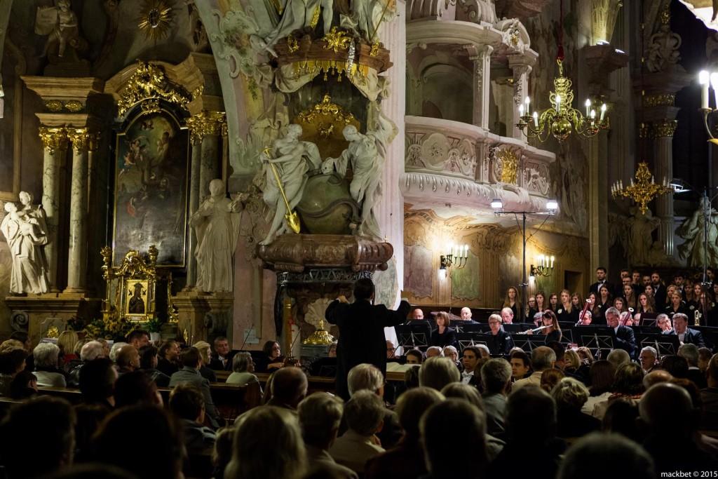 Pierwsze whistorii festiwalu wykonanie IX Symfonii Ludwiga van Beethovena, fot.Maciek Pagacz