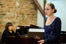 Koncert Pieśni Polskich w wykonaniu Barbary Rogali (sopran) i Dobrochny Jachowicz - Zakrzewskiej (fortepian), fot. Maciek Pagacz