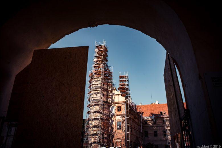 zamek w Glogowku, fot. Maciek Pagacz